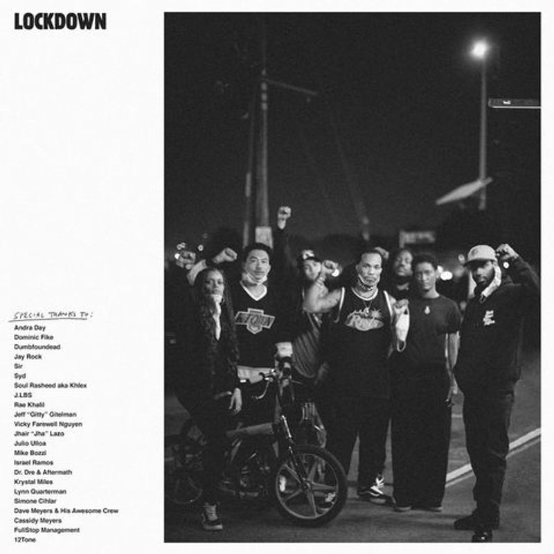 Anderson .Paak - Lockdown Single