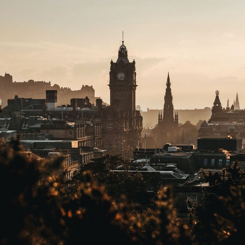 This week for Edinburgh students - 29th January 2021